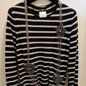 Cashmere Chanel Sweater